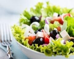 Recette salade grecque légère