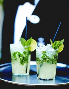 Cocktail mojito vodka pour 1 personne