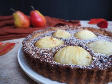 Recette de tarte soleil aux marrons et pommes recette - Tarte soleil aux pommes ...
