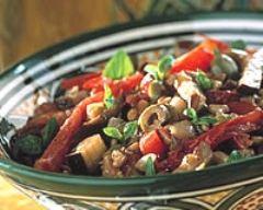 Recette salade méditerranéenne