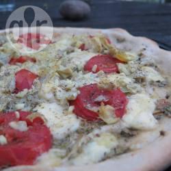 Recette pizza maraîchère végétarienne au gingembre – toutes les ...