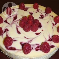 Recette cheesecake aux framboises et chocolat blanc – toutes les ...