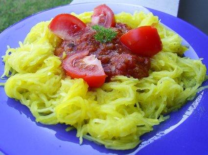 Recette de courgette spaghetti à la bolognaise