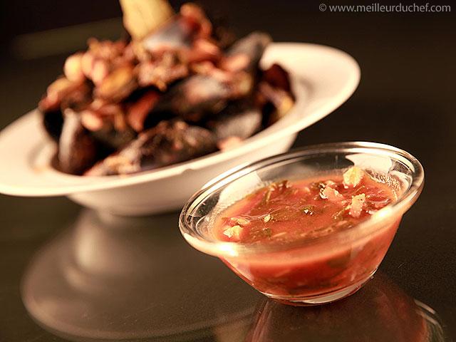 Sauce escabèche  recette de cuisine illustrée  meilleurduchef.com