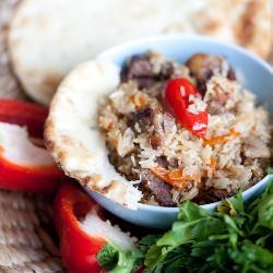 Recette riz pilaf au bœuf – toutes les recettes allrecipes