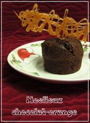 Recette de moelleux chocolat-orange