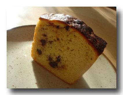 Recette de cake aux amandes et pépites