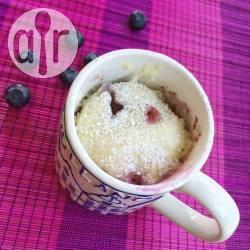 Recette mugcake aux myrtilles – toutes les recettes allrecipes