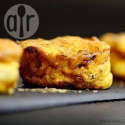 Recette flan de courgettes à la provençale – toutes les recettes ...