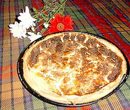 Tarte au fromage blanc 100% maison