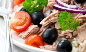 Salade niçoise rapide pour 2 personnes