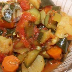Recette soupe de légumes aux saveurs marocaines – toutes les ...