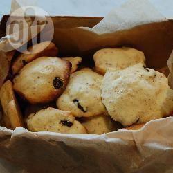 Recette biscuits rhum raisin amandes – toutes les recettes allrecipes