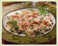 Recette risotto aux deux jambons et aux petits pois