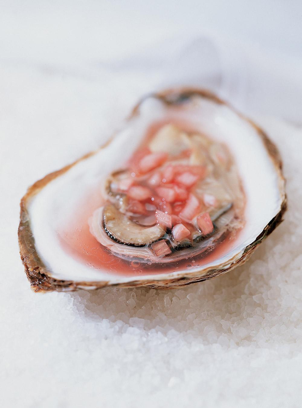 Cinq idées d'accompagnement pour huîtres sur écaille | ricardo