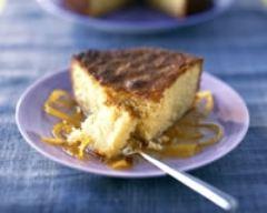 Recette gâteau au citron et aux amandes