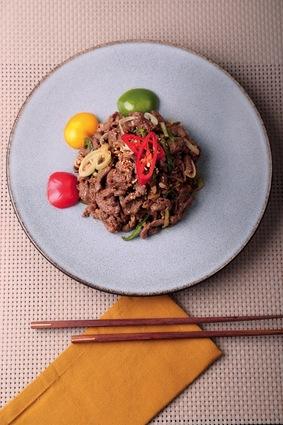 Recette de bulgogi  barbecue coréen