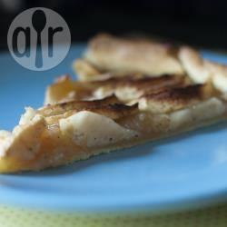 Recette tarte aux pommes, cannelle et vanille – toutes les recettes ...