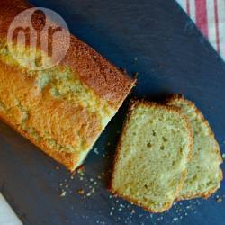 Recette gâteau marbré au citron et thé vert matcha – toutes les ...