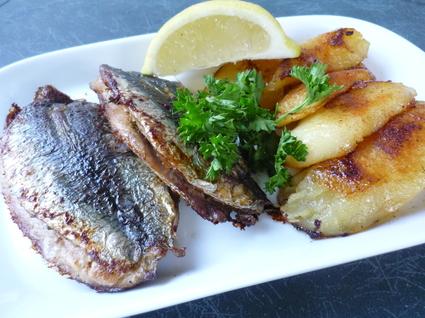 Recette sardines farcies à la chermoula (poisson)