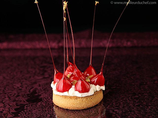 Tartelette en fraises d'amour  fiche recette avec photos ...