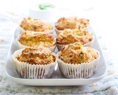 Recette petits muffins de magret de canard à l'orange
