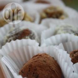 Recette ganache pour truffes au chocolat – toutes les recettes ...