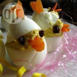 Recette œufs mimosas des enfants – toutes les recettes allrecipes
