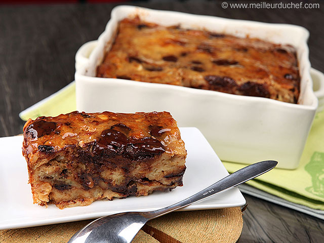 Pudding au grand-marnier  la recette avec photos ...