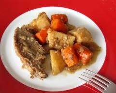 Recette mijoté de veau et légumes