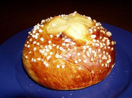 Recette de mouna oranaise de pâques