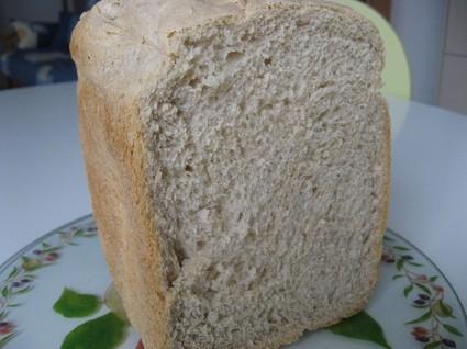 Recette de pain de campagne (en machine à pain)