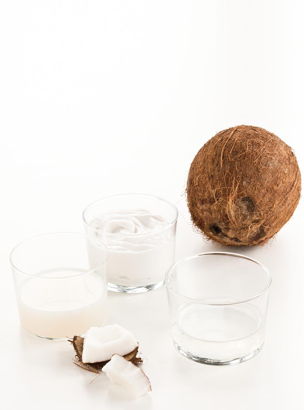 Pouding au caramel et au lait de coco sans lactose | ricardo