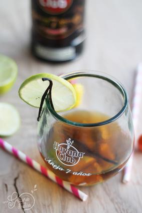 Recette de havana cocktail, été cubain