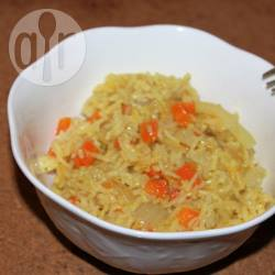 Recette riz aux oignons et aux carottes – toutes les recettes ...