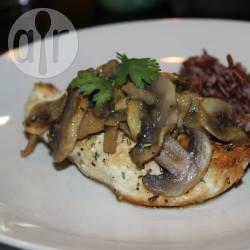 Recette poulet aux champignons et au vin blanc – toutes les ...