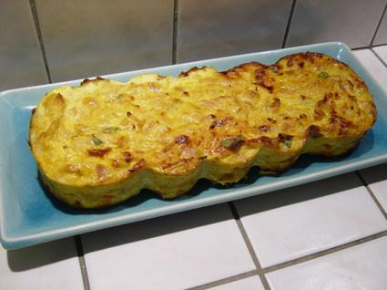 Recette de cake thon-curry