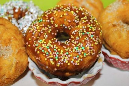 Recette de donuts gourmands