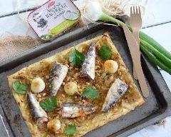 Recette tarte feuilletées aux sardines arsène saupiquet