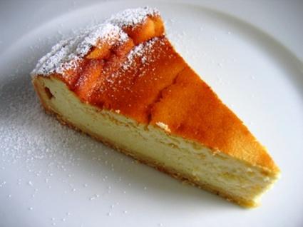 Recette de gâteau au fromage blanc (käsekuechen)