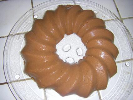 Recette de pudding au chocolat façon flan