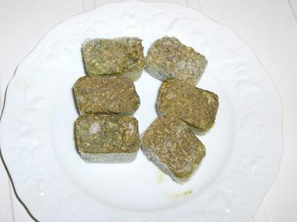Recette de sauce ensoleillée au basilic (conservation)