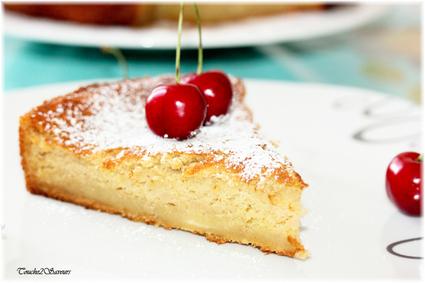 Recette de gâteau pommes ricotta