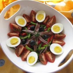 Recette la vraie salade niçoise – toutes les recettes allrecipes
