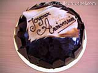 Gâteau d'anniversaire chocolat/noix de coco  notre recette illustrée ...