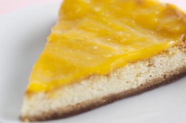Recette de cheesecake et coulis de mangue facile et rapide