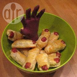 Recette gros doigts de monstres – toutes les recettes allrecipes