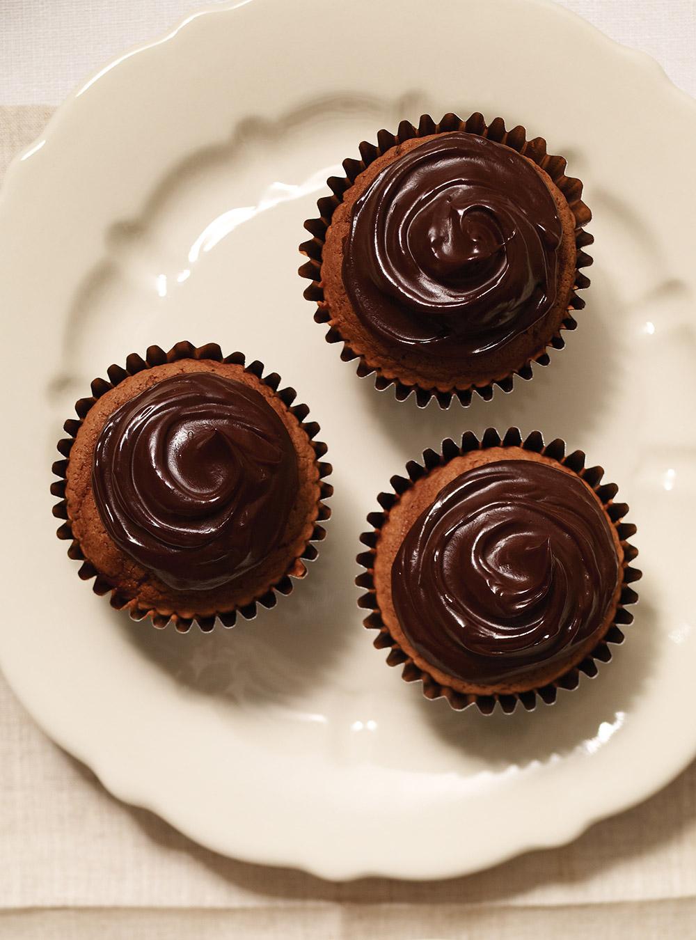 Cupcakes au chocolat | ricardo