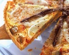 Recette tarte à la provençale