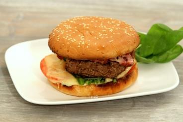 Recette de hamburger maison facile et rapide
